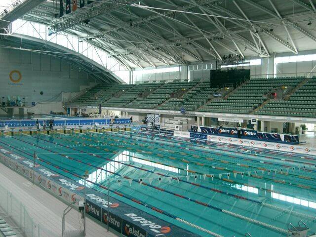 Photo Courtesy: Sydney Olympic Park Aquatic Centre