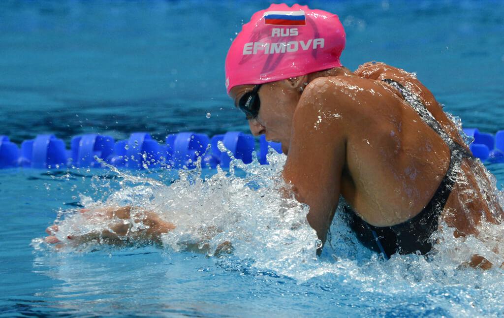FINA World Championships Yuliya Efimova