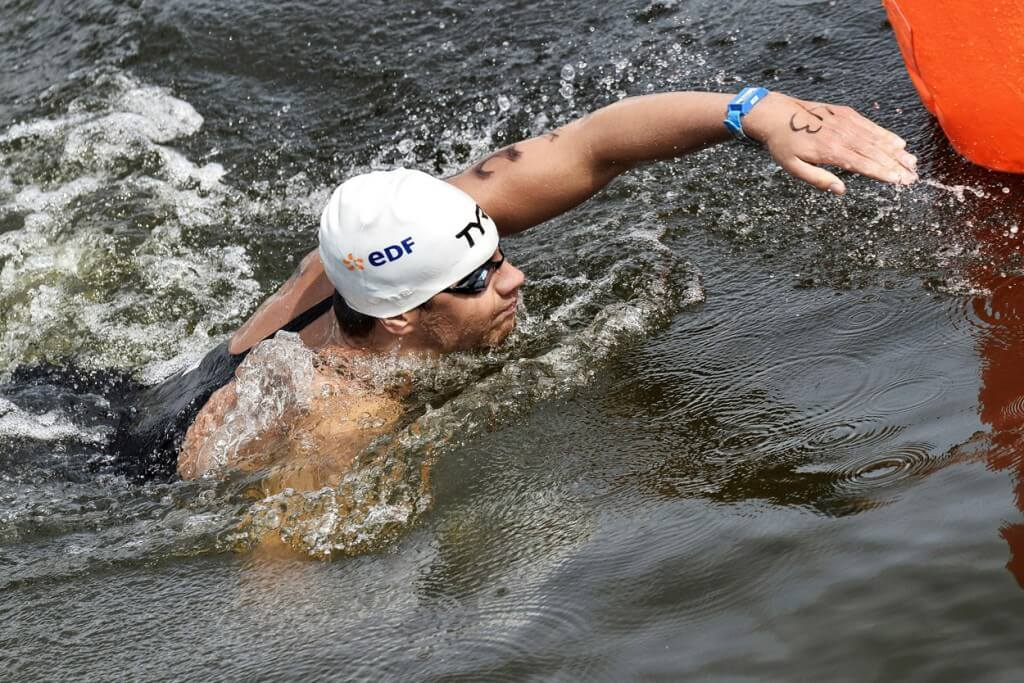 Axel Reymond France Gold Medal Open Water 25Km 32nd LEN European Championships Berlin, Germany 2014 Aug.13 th - Aug. 24 th Day05 - Aug. 17 Photo Andrea Staccioli/Deepbluemedia/Insidefoto