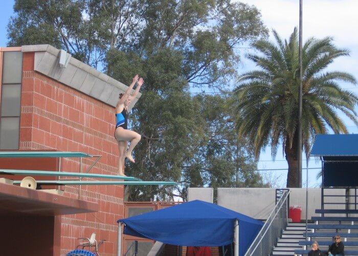Stanford Swimming vs. Arizona