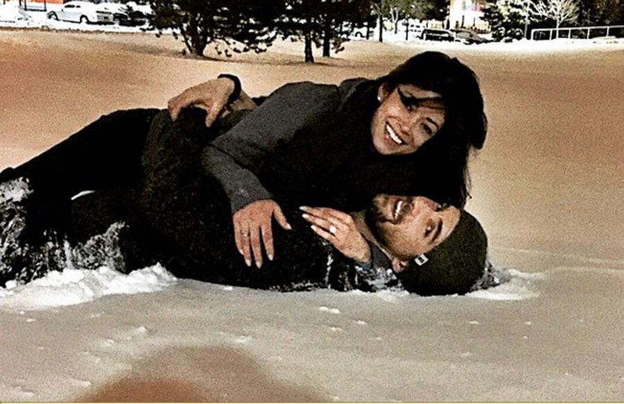 Michael Phelps engaged to Nicole Johnson