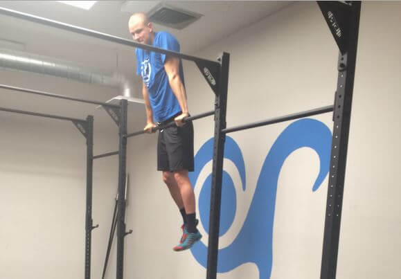 G. Bovell Muscle Up