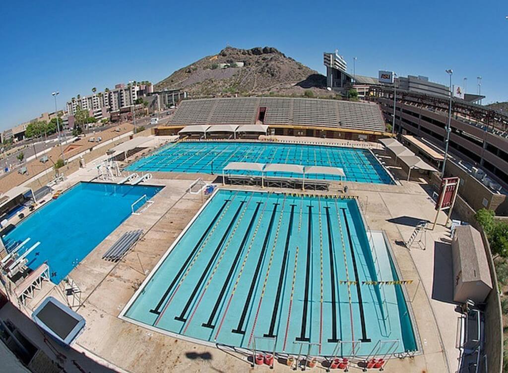 Pitchfork Aquatics Mona Plummer Aquatic Center