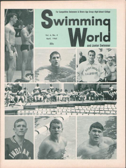 swimming-world-magazine-april-1965-cover