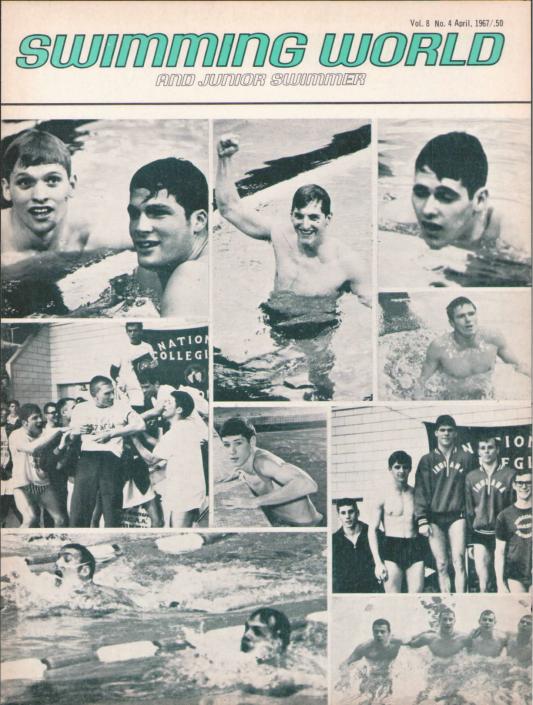 swimming-world-magazine-april-1967-cover