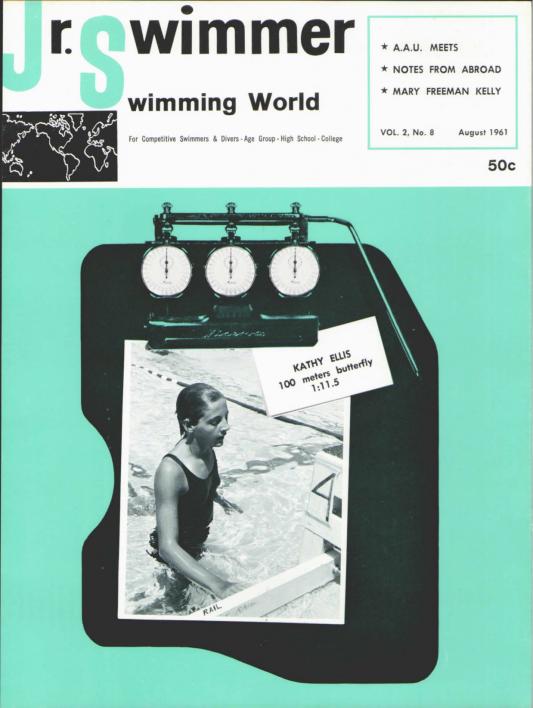 swimming-world-magazine-august-1961-cover