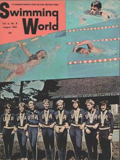 swimming-world-magazine-august-1965-cover