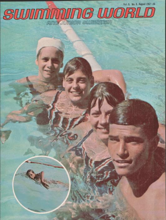 swimming-world-magazine-august-1967-cover