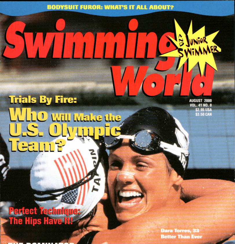 swimming-world-magazine-august-2000-cover