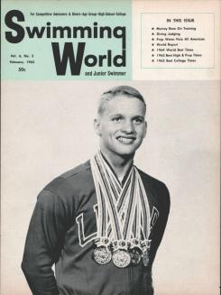 swimming-world-magazine-february-1965-cover