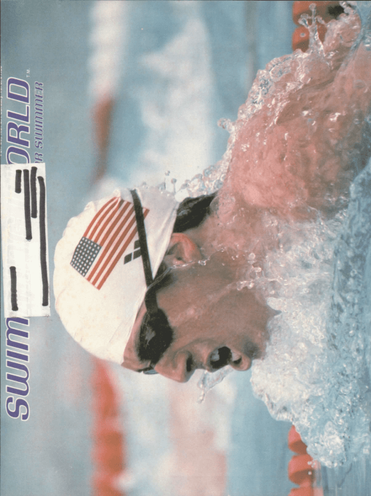 Swimming World Magazine February 1979 Issue- PDF ONLY - Cover