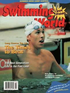 swimming-world-magazine-february-2001-cover