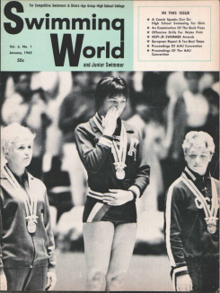swimming-world-magazine-january-1965-cover