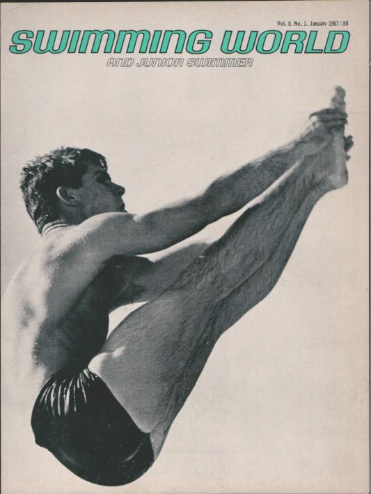 swimming-world-magazine-january-1967-cover