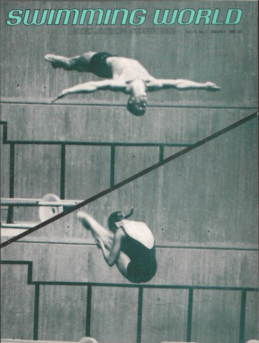 swimming-world-magazine-january-1969-cover