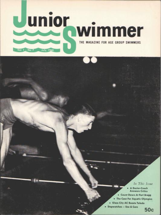 swimming-world-magazine-july-1960-cover