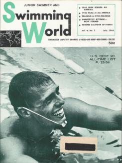 swimming-world-magazine-july-1963-cover