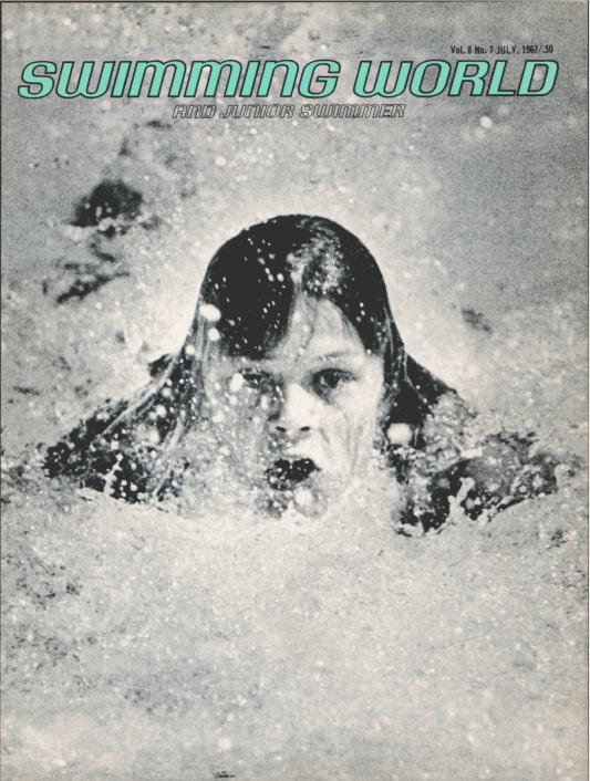 swimming-world-magazine-july-1967-cover