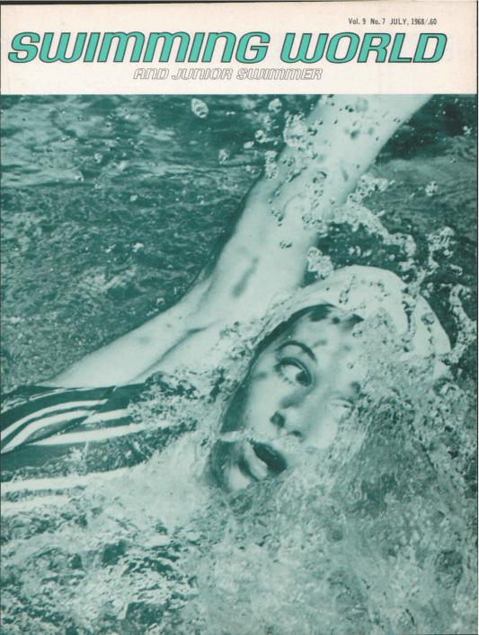 swimming-world-magazine-july-1968-cover