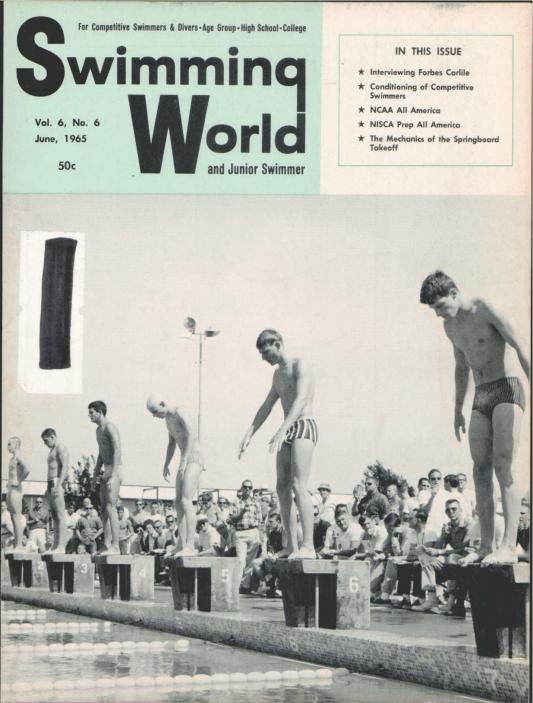 swimming-world-magazine-june-1965-cover