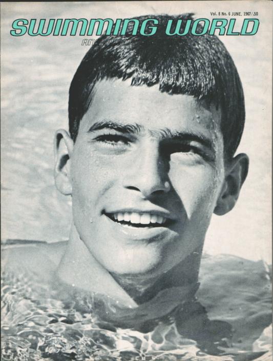 swimming-world-magazine-june-1967-cover