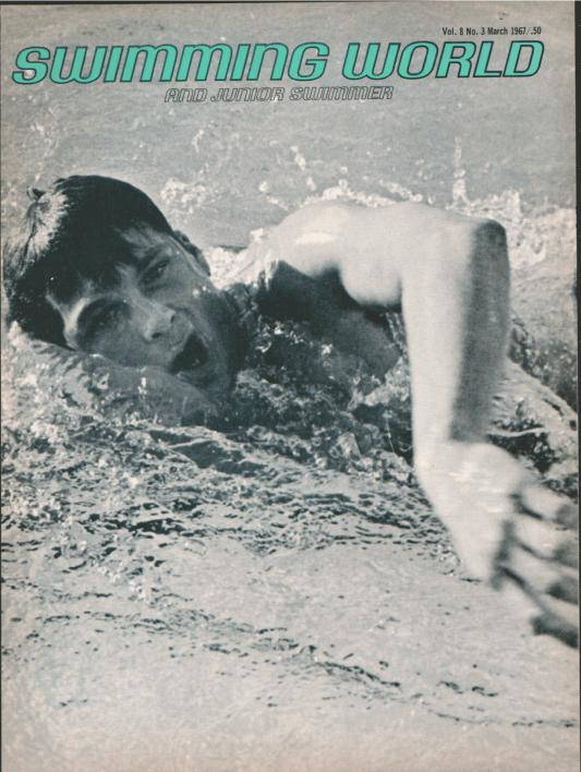 swimming-world-magazine-march-1967-cover