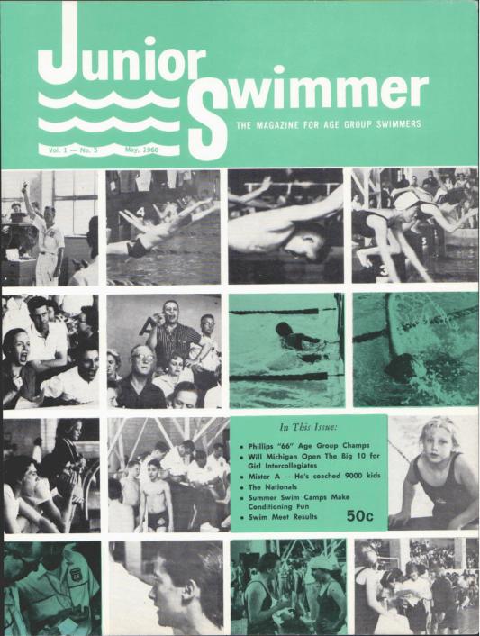 swimming-world-magazine-may-1960-cover