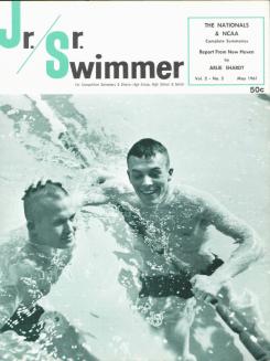 swimming-world-magazine-may-1961-cover