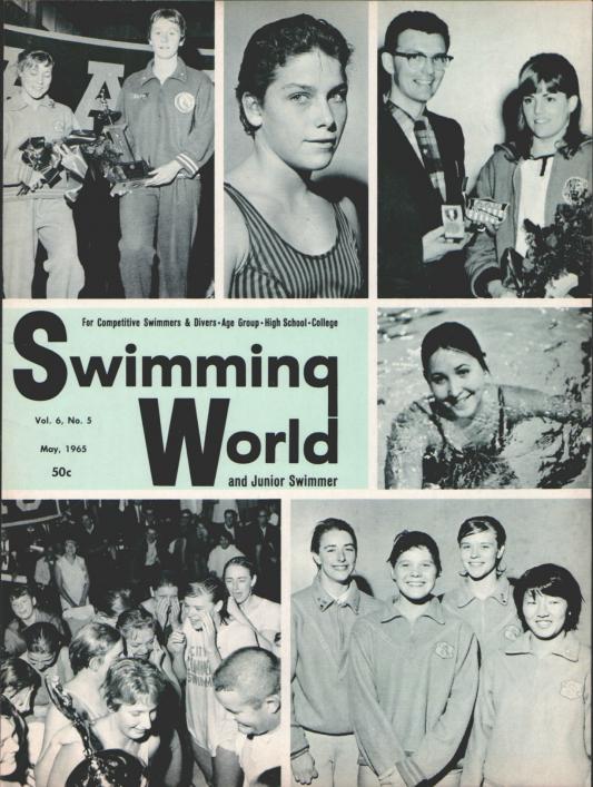 swimming-world-magazine-may-1965-cover