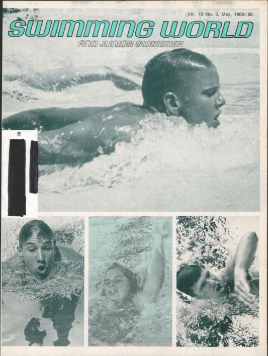 swimming-world-magazine-may-1969-cover