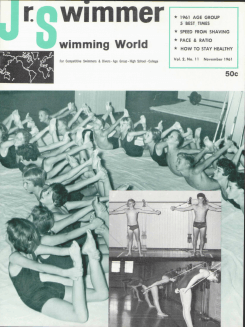 swimming-world-magazine-november-1961-cover