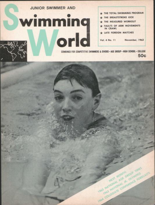 swimming-world-magazine-november-1963-cover