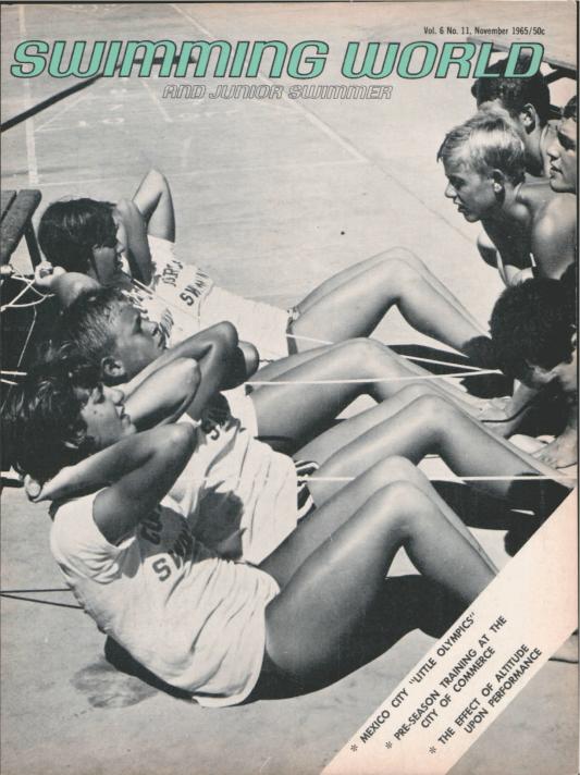 swimming-world-magazine-november-1965-cover