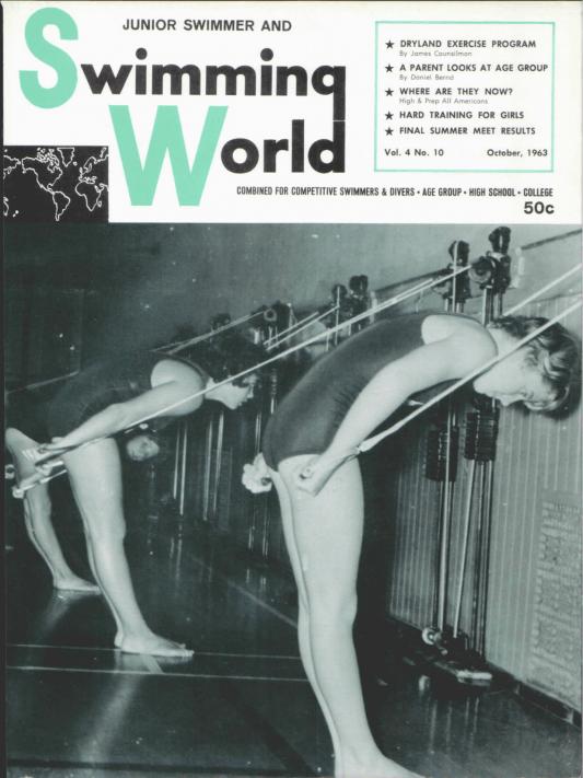 swimming-world-magazine-october-1963-cover