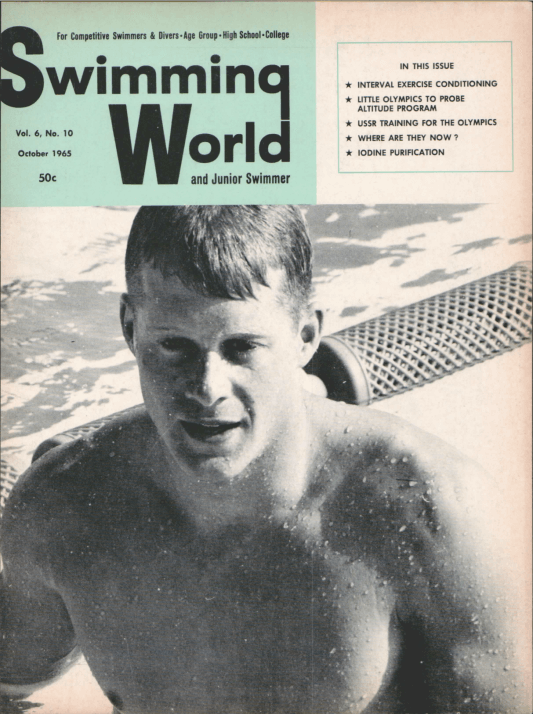swimming-world-magazine-october-1965-cover