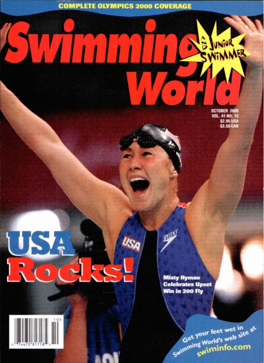 swimming-world-magazine-october-2000-cover