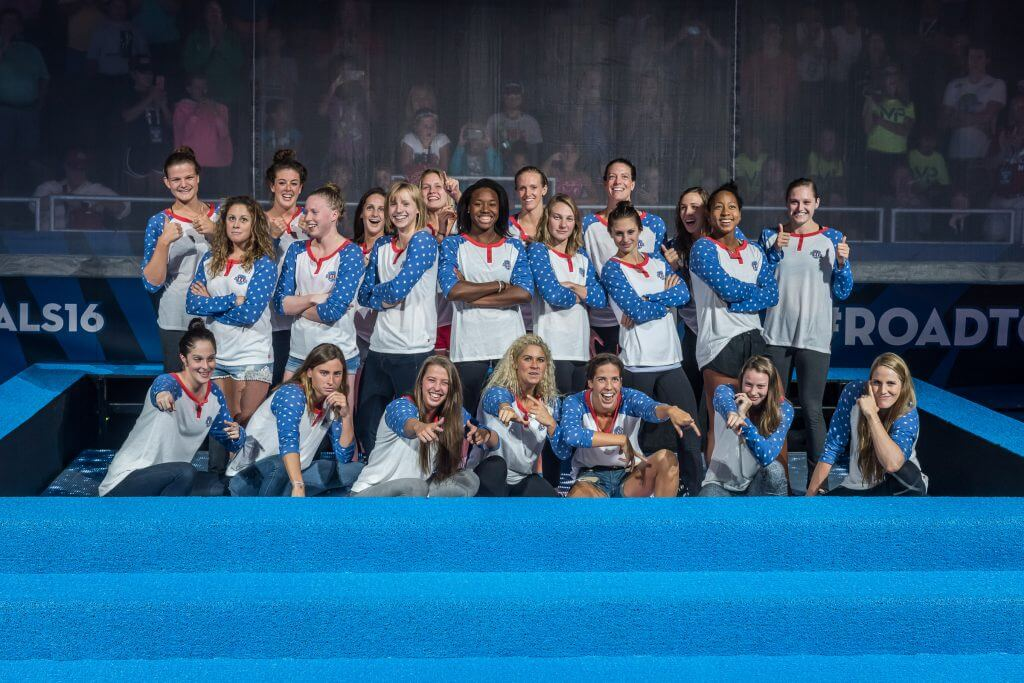 women's team-