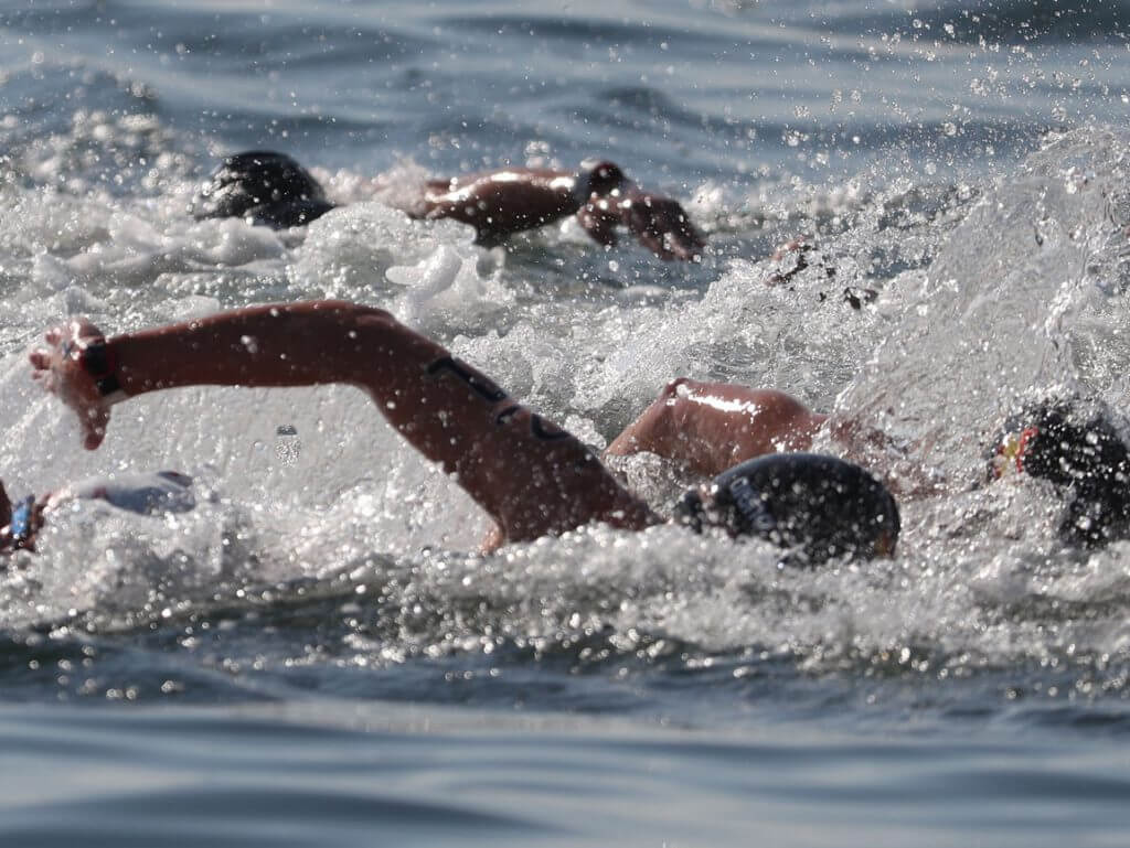 usa-swimming open-water-generic-race-arms
