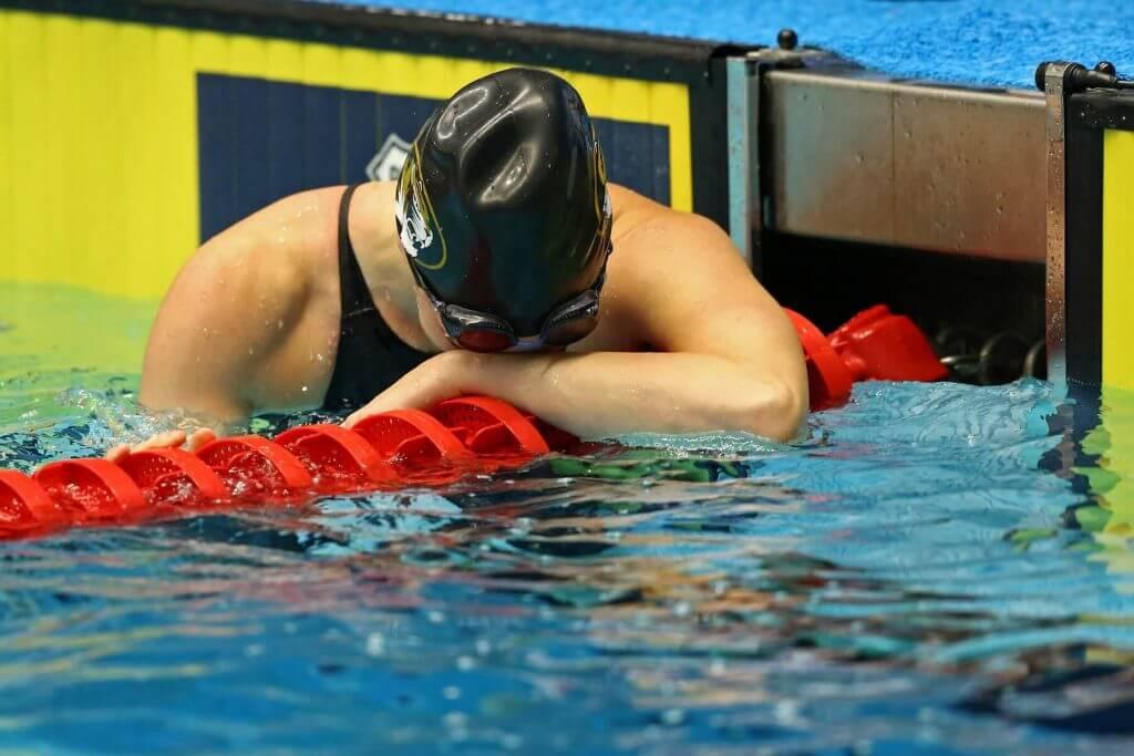Failure-swimming