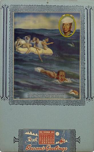 Charles Jackson French Calendar