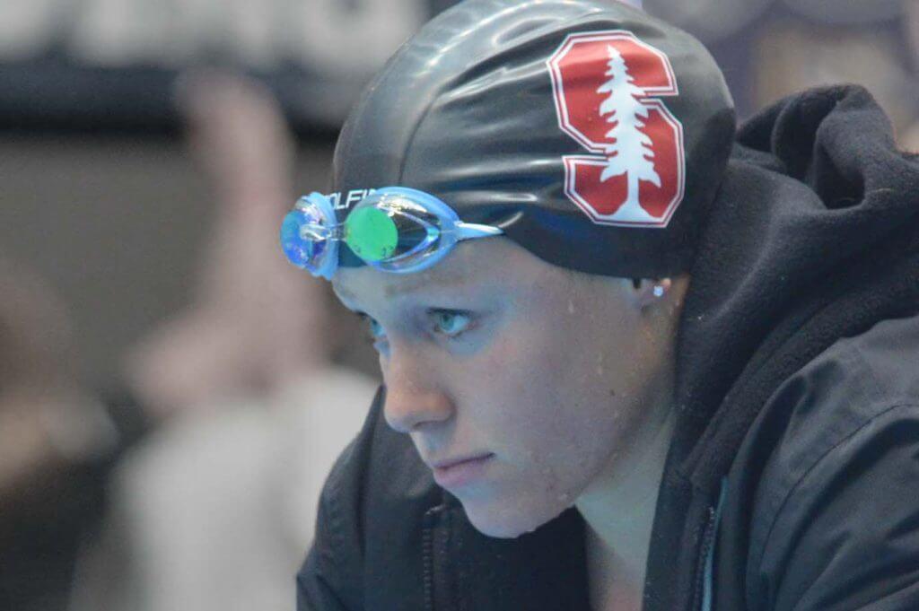 ella eastin, stanford, ncaa swimming championships