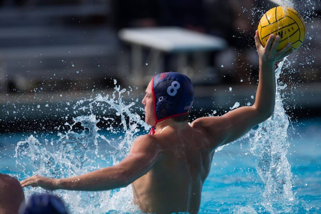 Hannes Daube Hayne-usa-water-polo
