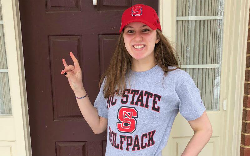 Katie Mack NC State