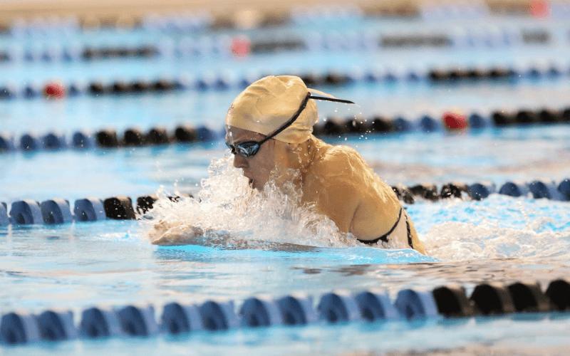 rani greer breaststroke race