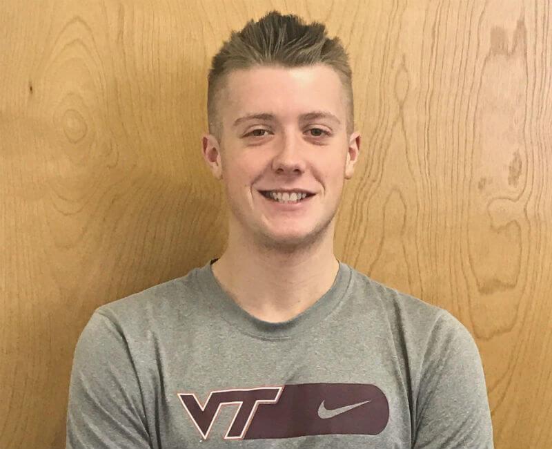 Hunter Cassady Virginia Tech