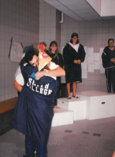 Kim and Dawn, 1994 NE Champs