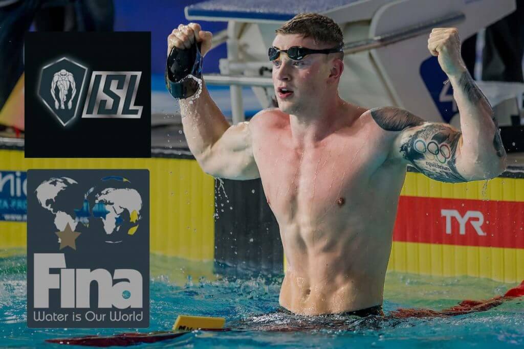adam peaty, international swim league