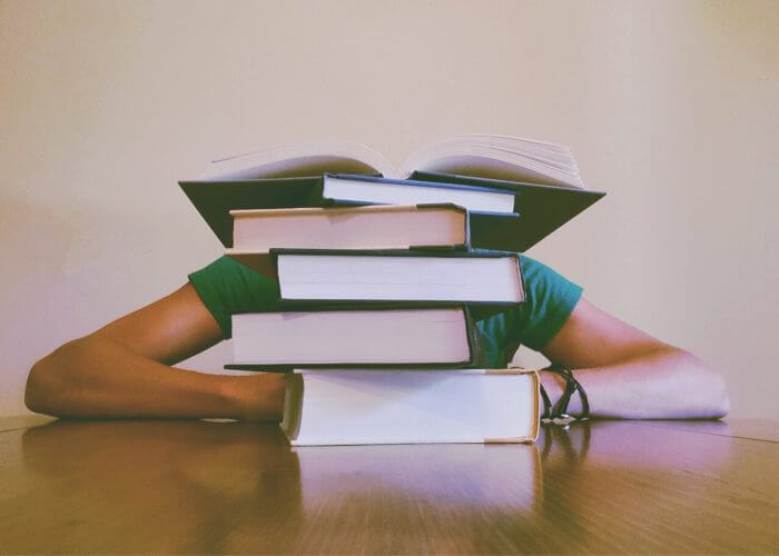 books-studying-college