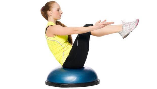 bossu-ball-dryland-exercise strength training