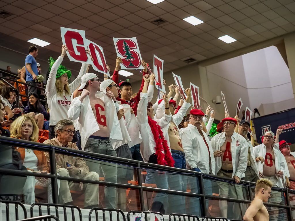stanford-swimming-fans-